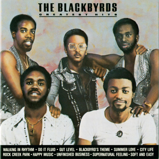 The Blackbyrds Greatest Hits album cover