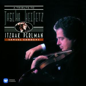 A Tribute to Jascha Heifetz Albumcover