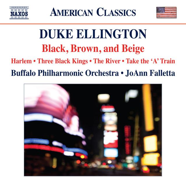 Ellington: Black, Brown and Beige