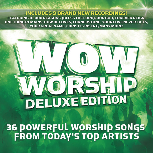 WOW Worship (Lime) [Deluxe Edition]