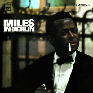 Miles In Berlin Albumcover