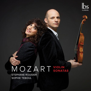 Mozart: Violin Sonatas Nos. 26, 32 & 35 Albümü