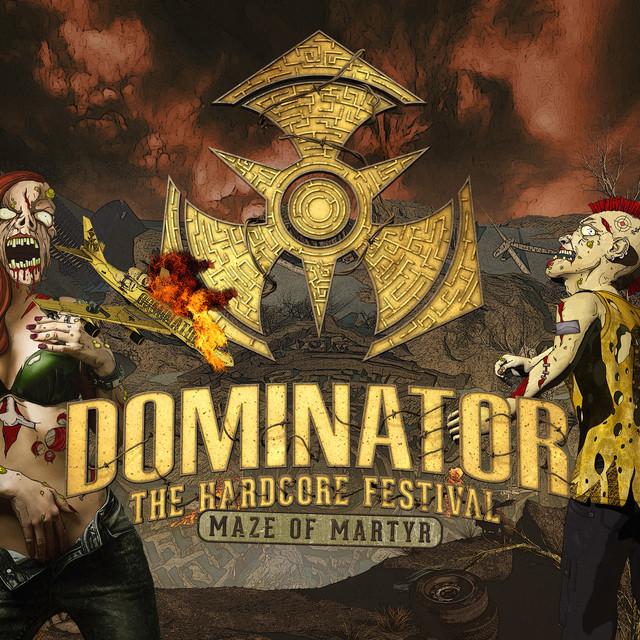 Dominator - Maze Of Martyr