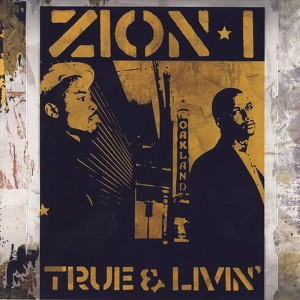 True & Livin Including The Bay Remix Albumcover