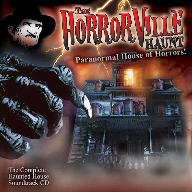 The Horrorville Haunt: Paranormal House of Horrors! (Haunted House