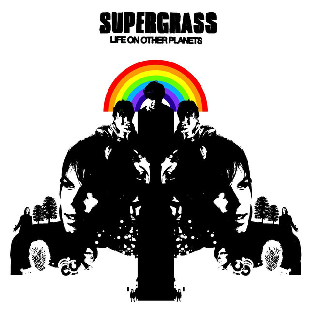 Album cover for Life On Other Planets by Supergrass