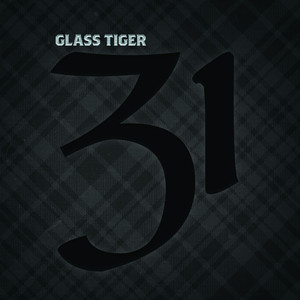 Glass Tiger Julian Lennon Thin Red Line cover