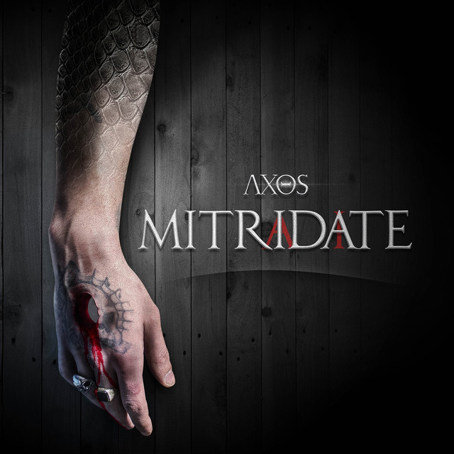 Album cover for Mitridate by Axos
