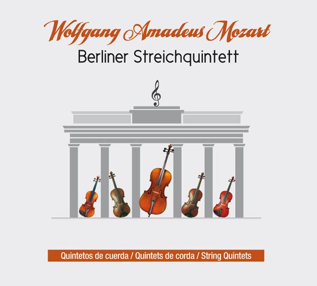 Mozart: String Quintets Nos. 2 & 4 Albumcover