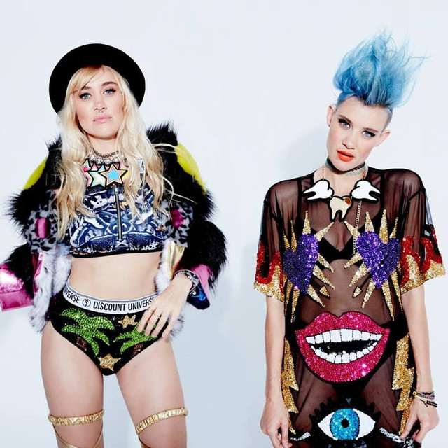 NERVO tickets and 2021 tour dates