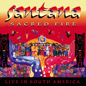 Sacred Fire: Live in South America album