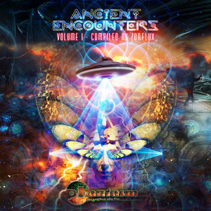 Pochette album Ancient Encounters  Vol. 1  compiled by Zorflux