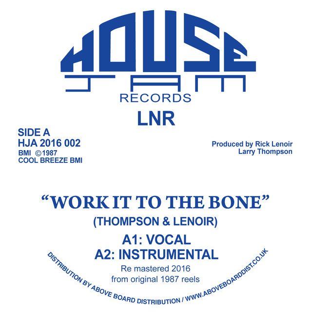 'Work it to the bone' LNR