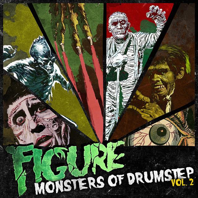 Monsters of Drumstep Vol 2