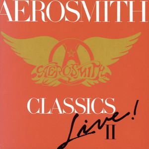 Aerosmith Train Kept A-Rollin' cover