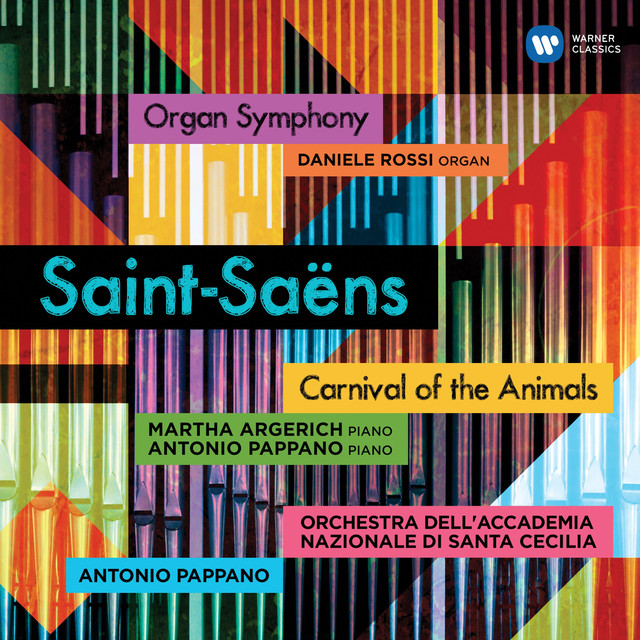 Saint-Saens: Symphonie avec orgue, Le Carnaval des animaux