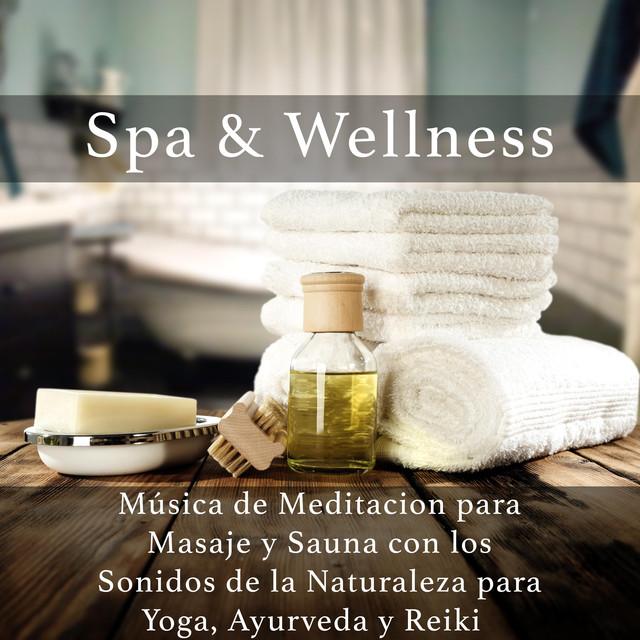 Spa & Wellness: Musica de Meditacion para Masaje y Sauna con los Sonidos de la Naturaleza para Yoga, Ayurveda y Reiki
