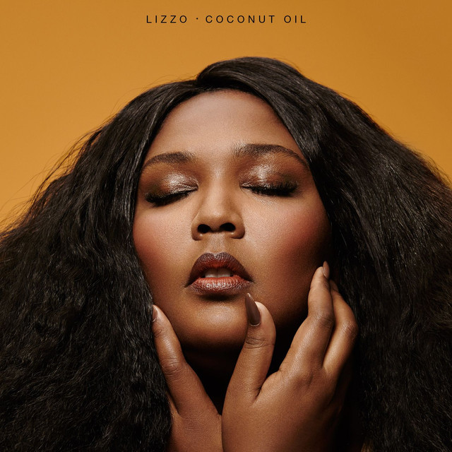Album cover for Coconut Oil by Lizzo