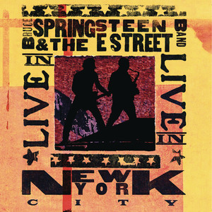 Live in New York City Albumcover