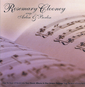 Rosemary Clooney Sings Arlen & Berlin album