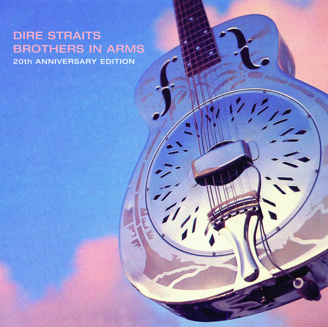 Dire Straits Brothers In Arms - 20th Anniversary Edition album cover