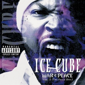 War & Peace Vol. 2 (The Peace Disc) Albumcover
