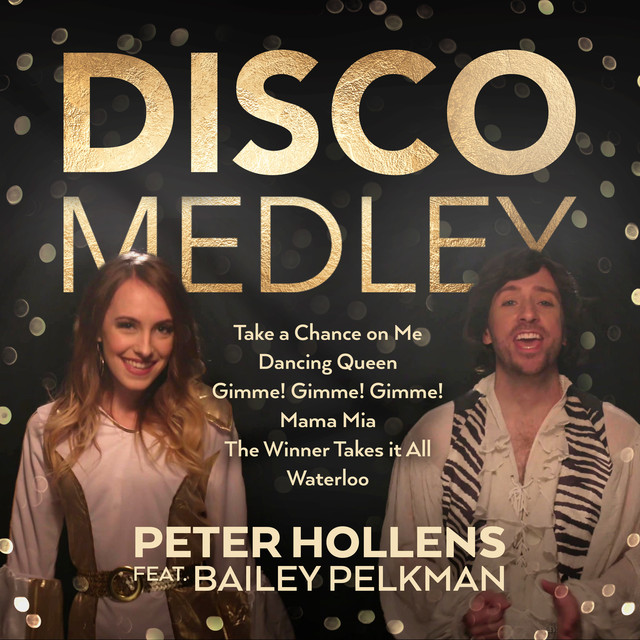 Disco Medley: Take a Chance on Me / Dancing Queen / Gimme! Gimme! Gimme! / Mama Mia / The Winner Takes It All / Waterloo