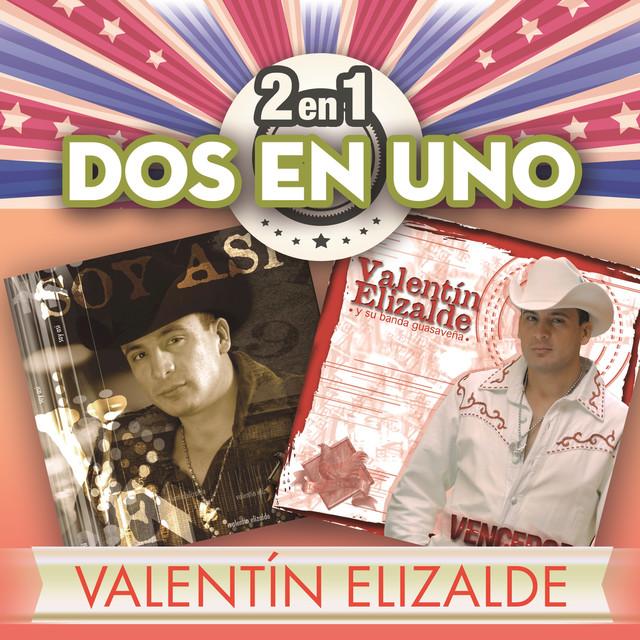 Album cover for 2En1 by Valentín Elizalde