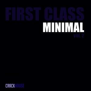 First Class Minimal, Vol. 2 Albumcover
