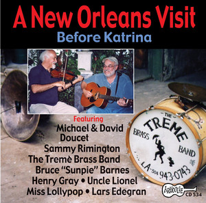 A New Orleans Visit: Before Katrina