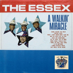 A Walkin' Miracle album
