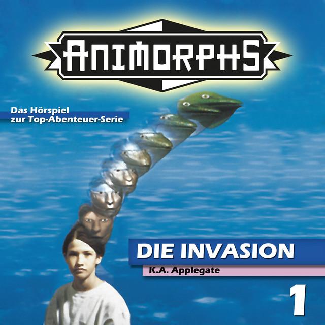 Folge 1: Die Invasion Cover