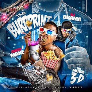 The Burrprint (The Movie 3D) Albumcover