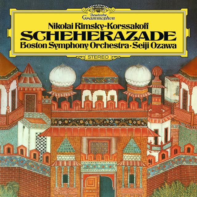 Rimsky-Korsakov: Scheherazade, Op.35 / Bartók: Music For Strings, Percussion And Celesta, Sz. 106