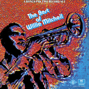 Willie Mitchell Misty cover