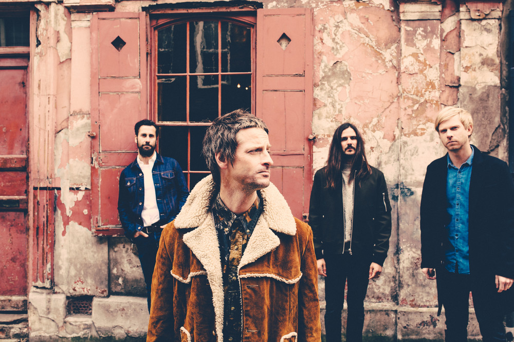 The Temperance Movement tickets and 2019 tour dates