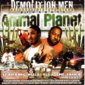 Demolition Men Presents: Animal Planet Albumcover