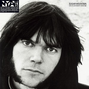 Sugar Mountain - Live At Canterbury House 1968 (w/ Bonus Track) Albumcover