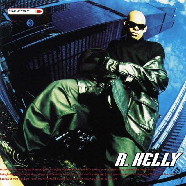 R. Kelly R. Kelly album cover