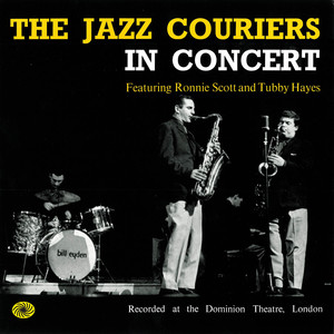 Ronnie Scott, Tubby Hayes, The Jazz Couriers Speak Low cover