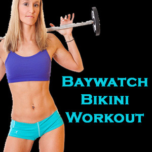 Baywatch Bikini Workout (Aerobics, Fitness & Cardio Workout)