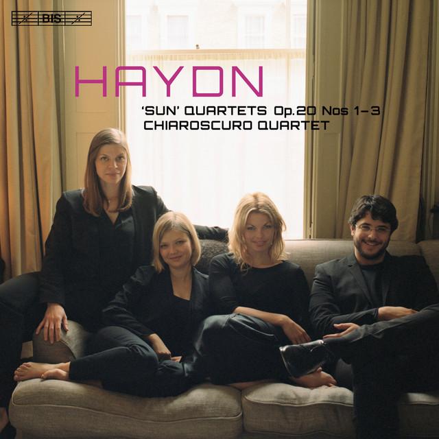 Haydn: String Quartets, Op. 20 Nos. 1-3