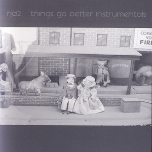 Things Go Better Instrumentals album