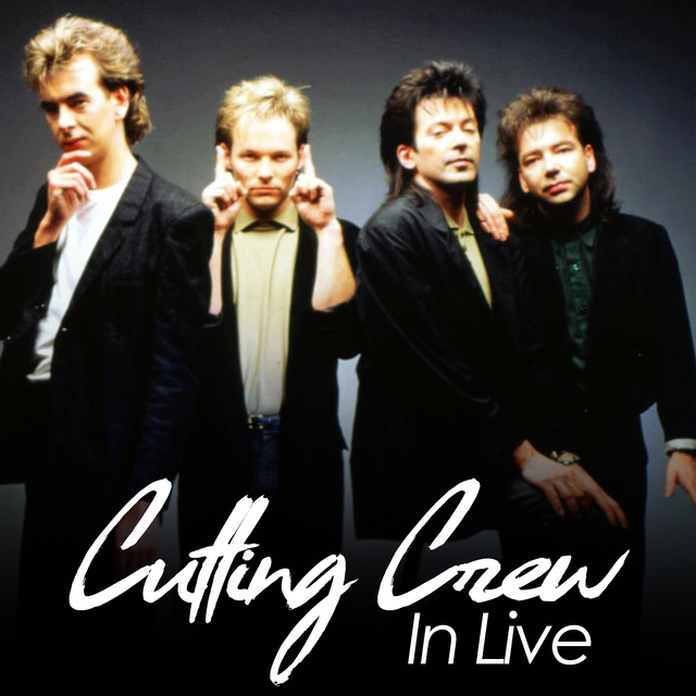 Cutting Crew In Live