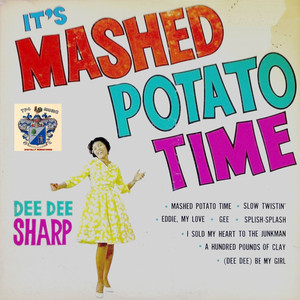 Image result for Dee Dee Sharp -Mashed Potato Time