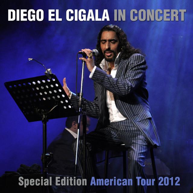 Diego El Cigala in Concert (Special Edition American Tour 2012)