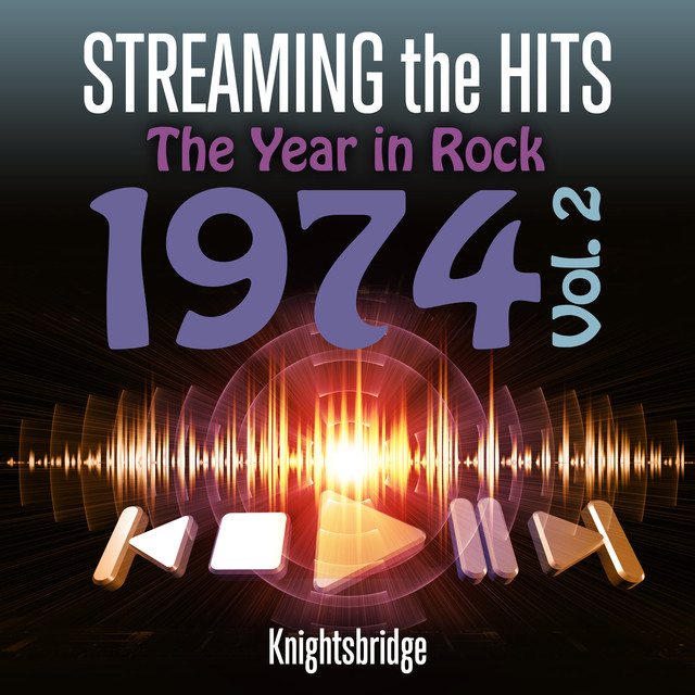 Streaming the Hits -The Year in Rock 1974-Vol.2 Albumcover