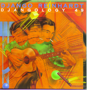 Djangology 49 album
