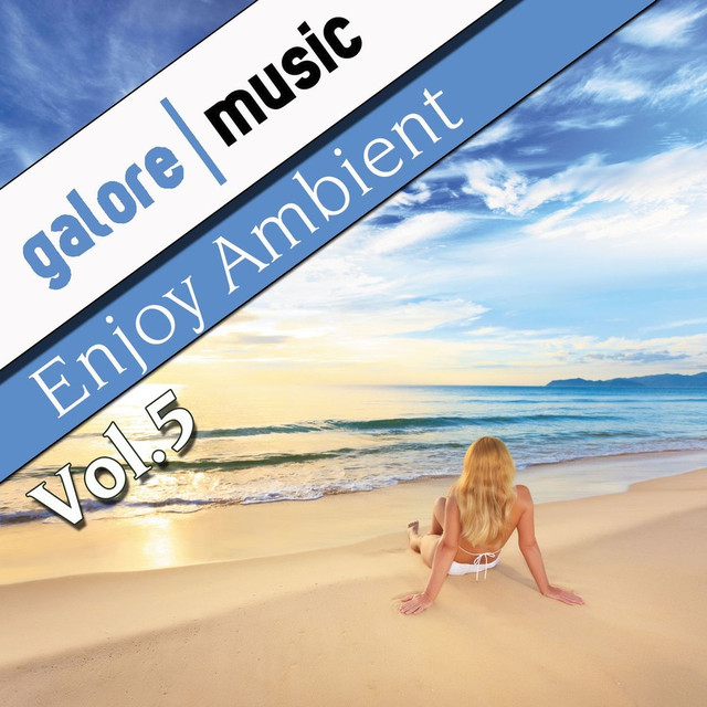 Enjoy Ambient, Vol. 5 Albumcover