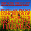 Popular Piano Concertos of the World's Great Love Themes cover